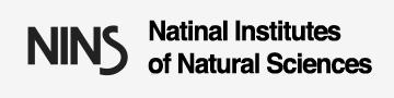 自然科学研究機構(英語ページ)
