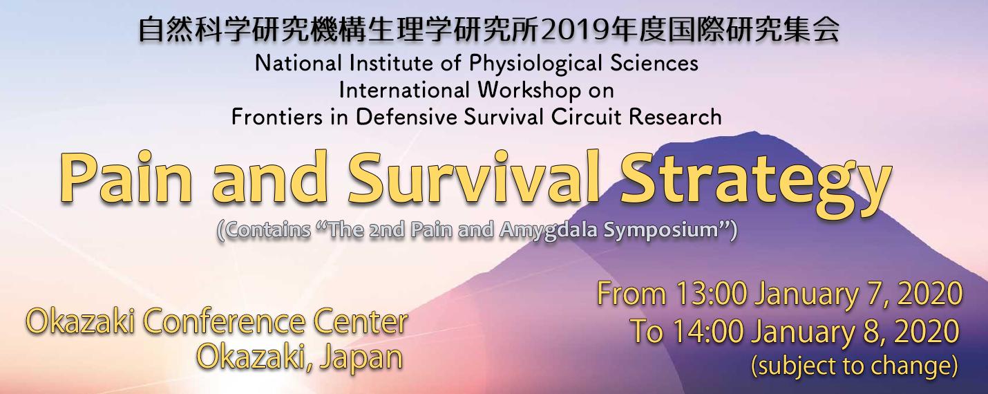 2019国際研究集会